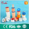 Hechtpleister van uitstekende kwaliteit van het Oxyde van het Zink van het Wit/van de Kleur van de Huid de Medische