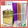BOPP popular Metalized Thermal Laminating Holographic Film para Gift Packaging