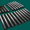 Aislante de tubo 3k de la fibra del carbón del tubo de la fibra del carbón