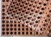 Blockierende ermüdungsfreier Einfach-Jobstepp Gummiloch-Matte, Küche-Gummifußboden-Matte