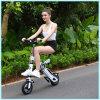 E-Vélo se pliant électrique se pliant de bicyclette de scooter d'écran LCD mini