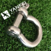 ステンレス鋼AISI316/304の弓タイプ手錠