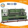 세륨 금속 프로세스 수평한 회전 CNC 선반 기계