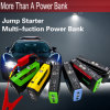 車のBattery 16800mAh Jump Starter Reparing Tools Multifunction PowerバンクDieselかPetrol Engine