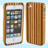 Caja de madera del resbalador colorido para el iPhone 5 (BACIPHONE5-093)