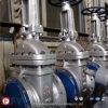 Valvola a saracinesca industriale della conduttura di petrolio