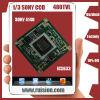 1/3 Module Sony4140+633 480tvl <0.1lux 38X32X10mm van de Raad van Sony CCD