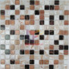 El color de la mezcla Caliente-Derrite el mosaico de cristal (CSJ49)