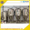 Micro strumentazione della fabbrica di birra con il fermentatore completo della birra