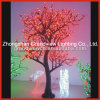 Hecho en China Outdoor IP68 LED Red Cherry Blossom Tree Light Popular en europeo