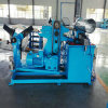 Câmara de ar espiral que dá forma à máquina para o trabalho da tubulação do duto do aço inoxidável