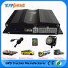 Perseguidor encontrado em dois sentidos do GPS do veículo do alarme do carro