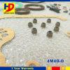 jogo da gaxeta da revisão de motor da máquina escavadora 4m40 para as peças de motor de Mitsubishi