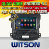 Androïde 5.1 Auto van Witson DVD voor Mitsubishi Outlander (2006-2012) (W2-F9848Z)