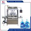 Máquina de enchimento líquida detergente do champô automático do sabão