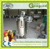 Depósito de fermentación cónico de la cerveza del acero inoxidable