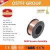 0.8mmの15kgプラスチックスプールの銅上塗を施してある固体ミグ溶接ワイヤー(G3Si1/SG2)