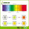 12-36V o diodo emissor de luz da ESPIGA do poder superior 10W-100W cresce a microplaqueta do diodo emissor de luz do RGB da microplaqueta das luzes