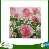 Ducha de bebé de categoría alimenticia de la boda de la servilleta de papel del modelo de la flor/de Rose festiva y decoración de la fuente de la servilleta del tejido del partido, paquete 13  *13  de 20