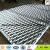 Painel de metal expandido de alumínio Placa de teste de liga de alumínio
