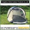 приложение 2-Person изготовленный на заказ хлопает вверх сь подвижной шатер