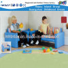 Cadeira do sofá da mobília do jardim de infância ajustada para as crianças (HF-09910)