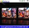 Afficheur LED P5 extérieur imperméable à l'eau polychrome de HD pour la publicité
