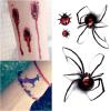 Etiqueta engomada temporal del tatuaje del arte de la etiqueta engomada del tatuaje de la carrocería de moda de la belleza