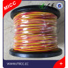 Fil normal de thermocouple du thermocouple Wire/ANSI de Rtd-16/20/24AWG-Tef/Tef/Ssb-ANSI