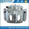 Q345 Q235Bの炭素鋼6350 4140合金鋼鉄精密鋳造X5crnimo1812 316のステンレス鋼の投資鋳造のワックス
