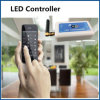Regulador del RGB LED del &Bluetooth de WiFi programable