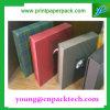 Роскошная коробка коробки подарка печатание картонной коробки упаковывая