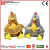 연약한 장난감 박제 동물 암탉 파악 닭 견면 벨벳 장난감