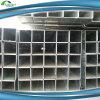 Tubo de acero 4 pulgadas de tubo de acero cuadrado Pre-Galvanizado