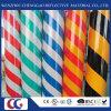 El cubrir reflexivo de intensidad alta de la cinta amonestadora del tráfico (C1300-O)