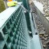 Los paneles resistentes del compuesto de la fibra de vidrio de GRP