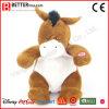 Elektronische Stuk speelgoed van de Ezel van de pluche het Dier Gevulde voor Jonge geitjes/Baby/Children