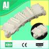 Chaînes en plastique à chaînes de Multiflex de chaînes de convoyeur de Gap pour le lait