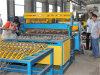 Macchina saldata acciaio automatico della rete metallica di laminazione della costruzione
