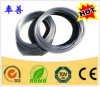 Câble plat matériel de fil électrique de résistance thermique de l'alliage Cr13al4
