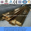 Hard Brass Narrow Plate Used for Sculpture and Decoration