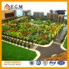 Модель недвижимости ABS высокого качества/архитектурноакустическая модель делая/коммерчески модели здания/весь вид изготовления знаков/модель дома/весь вид знаков