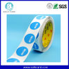 NFC programmabile Ntag 213 Adhesive Label per Mobile Phones