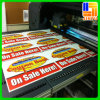 레이블 스티커를 광고하는 접착제를 인쇄하는 디지털을 주문 설계하십시오