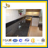 Polished Black Pearl Granite Countertop для Kitchen