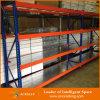Estantería revestida de Longspan del polvo del almacenaje del almacén del surtidor de China