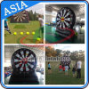 Dart Board Game gonflable géant Pied Darts Board ATAND gonflables Sports Soccer Fléchettes