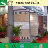 Tarjeta de la decoración del cemento de la fibra--Tratamiento ULTRAVIOLETA o de Fluocarbon para el exterior del interior