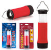 3 Working ModesのMiniの携帯用クリー語R2 LED Zoomable Flashing Camping Lantern Outdoor LED Tent Light Lamp