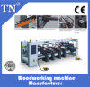 Woodworking Machining를 위한 6개의 줄 다중 Boring Machine